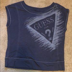 Guess shirt size small